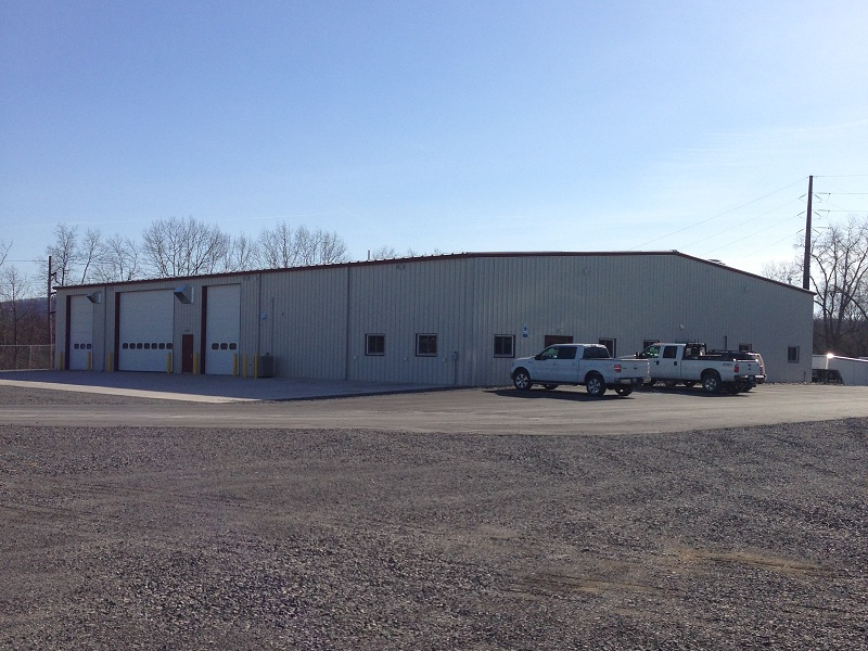 Fishlips Llc Industrial Commercial Lease To Suit